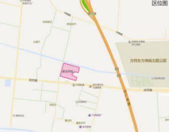 济南时报■济南国际医学科学中心一安置项目公布,位于方特东方神