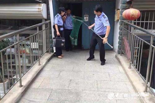 """社区有个片儿警叫""""小芳""""  八卦有爱不可貌相"""