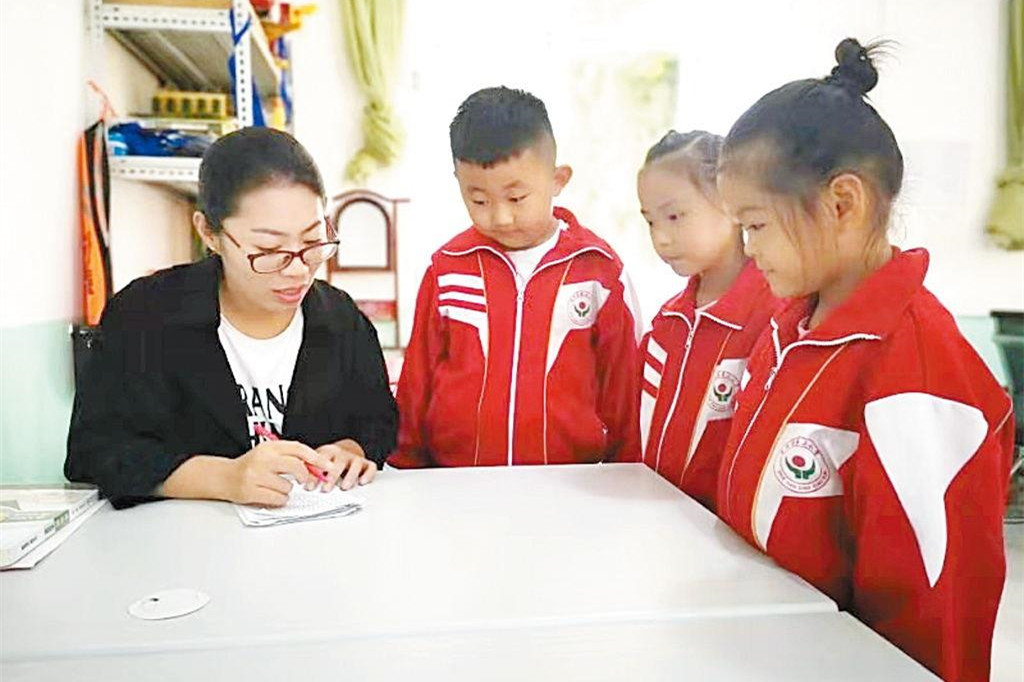 """""""学生的需求就是我的追求""""——记齐河县第二实验小学优秀青年教师祝萍萍"""