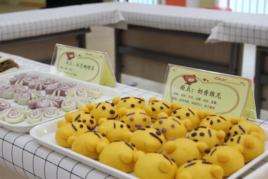 舌尖上的幼儿园 ——济南市天桥区幼教中心第三实验幼儿园举行品餐会活动