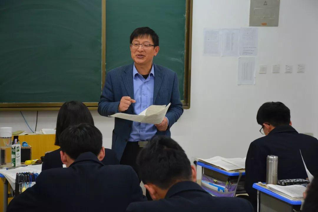 无条件地爱每一个孩子 ——记潍坊新纪元学校教师孟祥胜