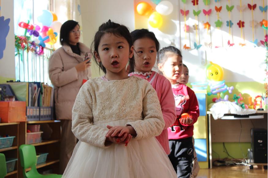 """乐不思""""鼠"""" ——天桥区幼教中心第三实验幼儿园举办庆元旦主题活动"""