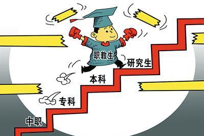 从中专能够一直读到博士  山东打通职教学生升学成长通道