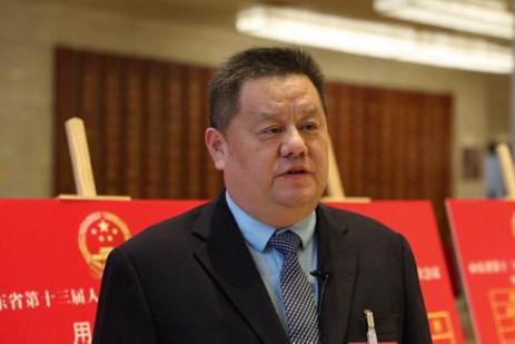 山东省人大代表肖陶恩:发展职业教育 助推乡村振兴