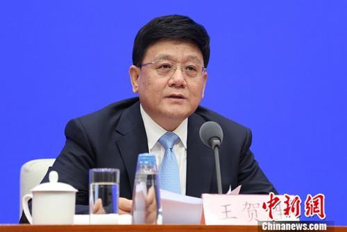 王賀勝任湖北省衛生健康委員會主任