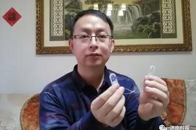 济南教师发明口罩护耳神器,第一批1000个已发往武汉