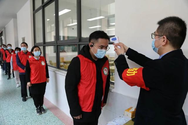 枣庄市举行2020年春季学期开学疫情防控应急演练现场会
