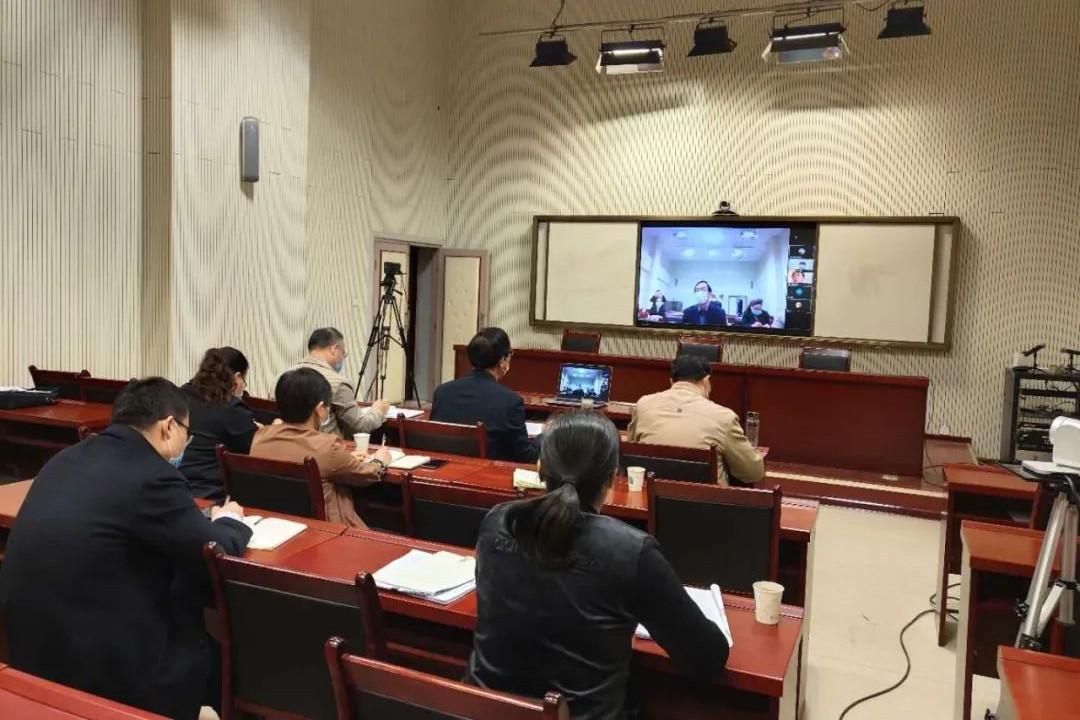 滨州市教育局与清华大学附属中学召开义务教育学生综合素质评价改革交流研讨会