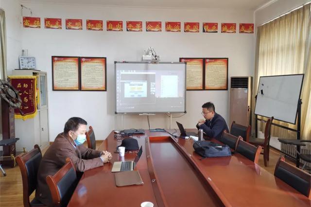 青岛理工大学博士学位论文首次开启网络答辩