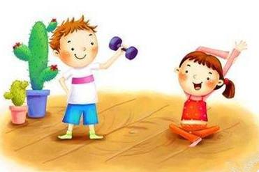 这些好玩又不扰邻的健身方法,陪孩子操练起来