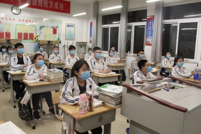 再闻读书声!滨州市初中毕业年级正式开学