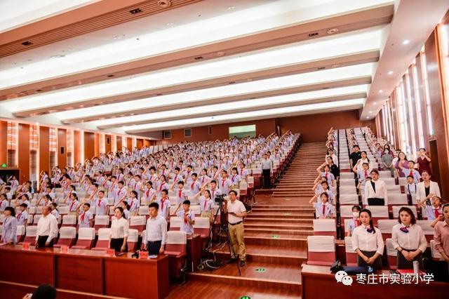 """全力以""""复"""",不负好时光!——枣庄市实验小学2020年夏季三至六年级复学侧记"""