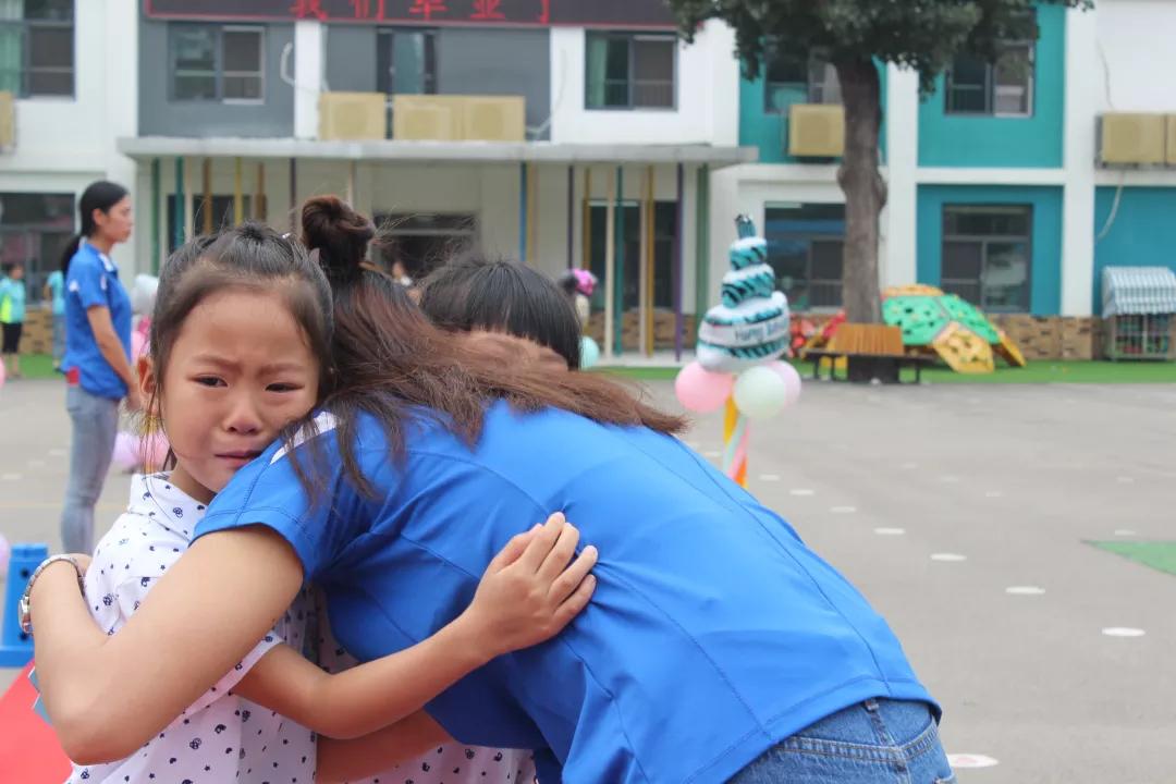 爱·礼别——济南市天桥区幼教中心第三实验幼儿园及花语馨苑分园举行大班毕业欢送仪式