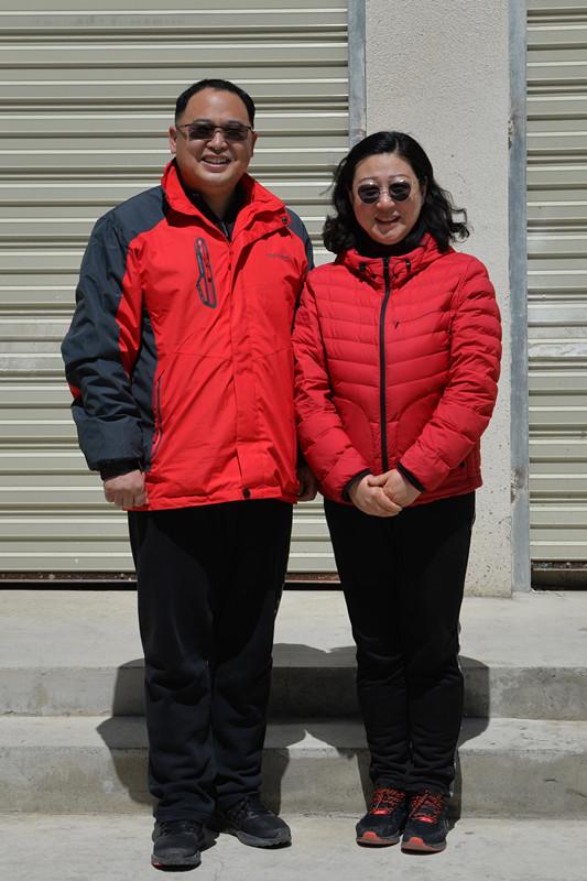 山东援藏教师夫妻档 教师夫妻档的纠结和选择