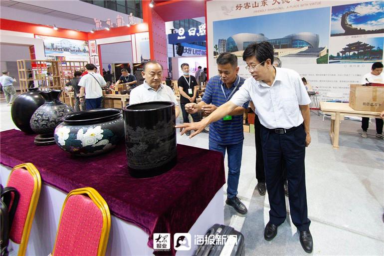 """三大亮点抢""""鲜""""看 德州20000余件产品将亮相首届中国国际文化旅游博览会"""