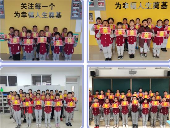 黄金谷学校举行语文数学英语学科竞赛