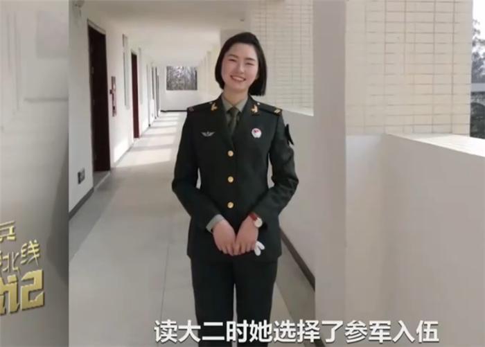 优秀!从青岛黄海学院走出川藏线汽车女兵