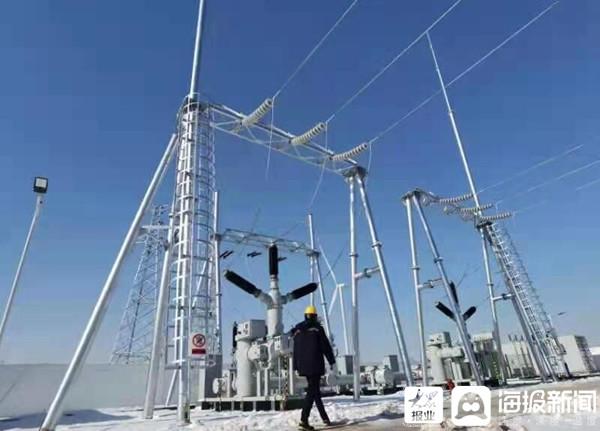 全国最大规模高塔筒大叶轮风场投运 助力山东能源转型