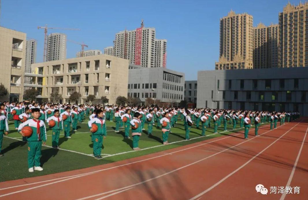 菏泽市四管齐下努力推动教育资源均衡发展