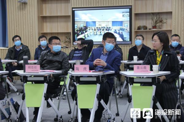 山东财大倡议成立省内高校经管实验教学资源共享联盟