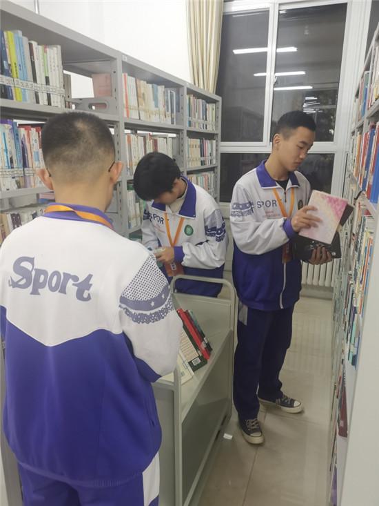 """济南中学荣获2020年度济南市""""十大最美书香校园"""""""