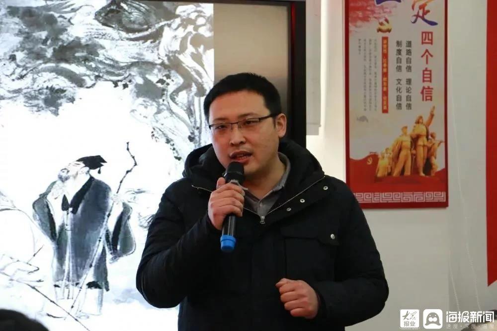"""临沂新桥小学开展""""新桥读书人""""月度读写总结活动"""