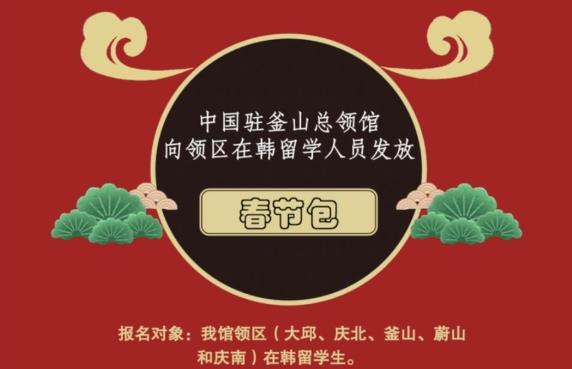 """世界多地留学生收到""""春节包"""" 祖国的关怀永远在线"""