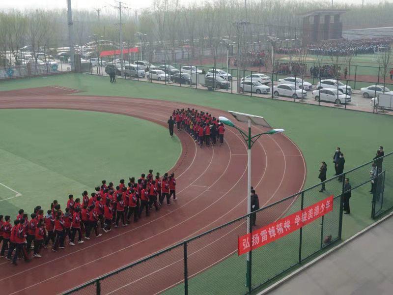 莘县小学常规管理工作观摩活动在莘县东鲁学校举行