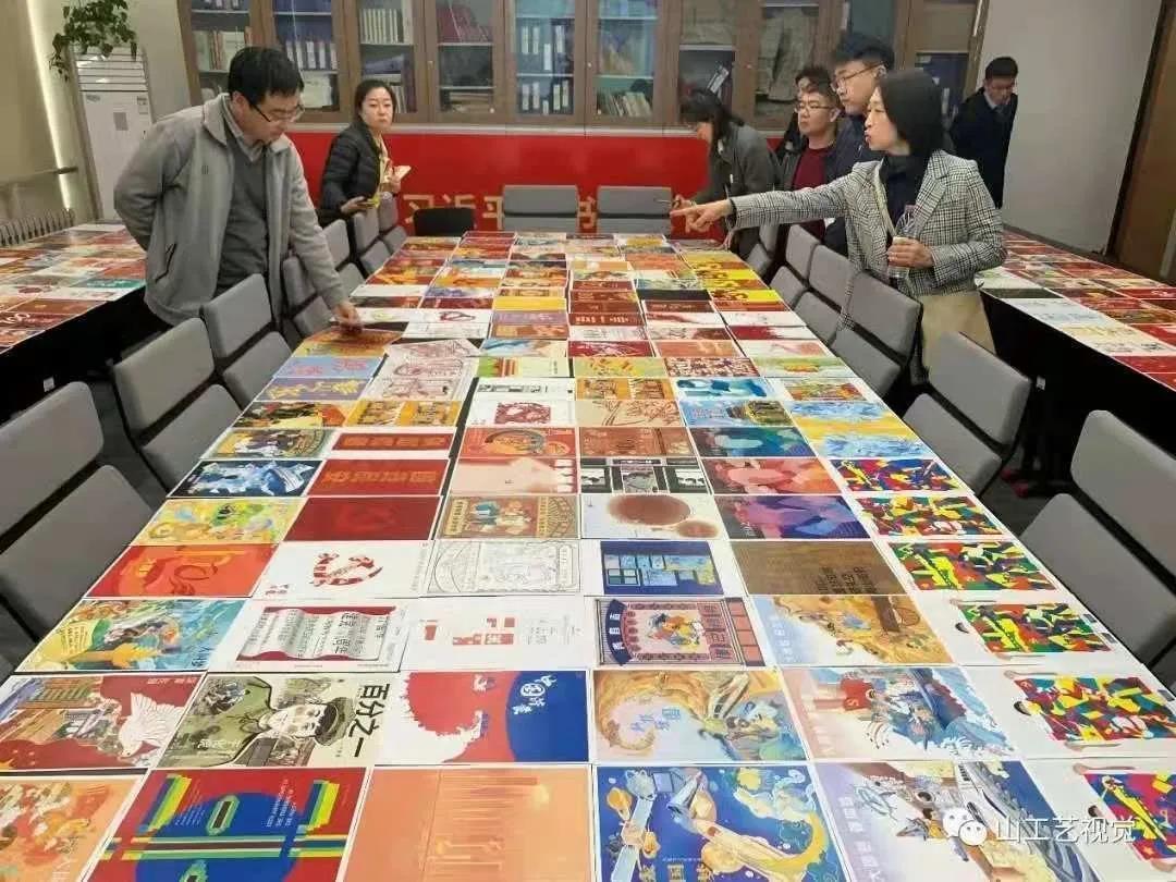 教学单位举办喜迎建党百年主题创作交流会