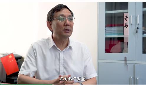 2021齐鲁最美教师丨王宝维:聚焦产业需求,把论文写在大地上
