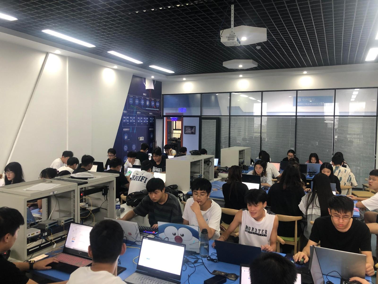 青岛农业大学海都学院开展基地实训,打造校企协同育人模式