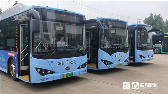 10月21日起,济宁702路公交恢复全线运营