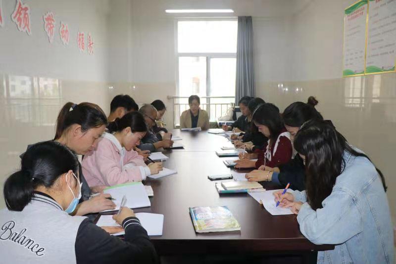 评课、座谈…枣庄市台儿庄古城学校多举措提高课堂教学效率