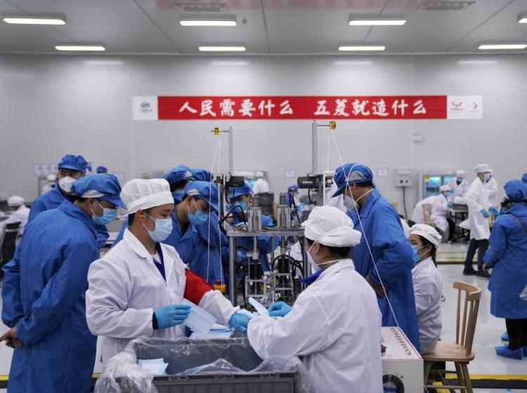 中国经济在疫情中展现韧性与弹性