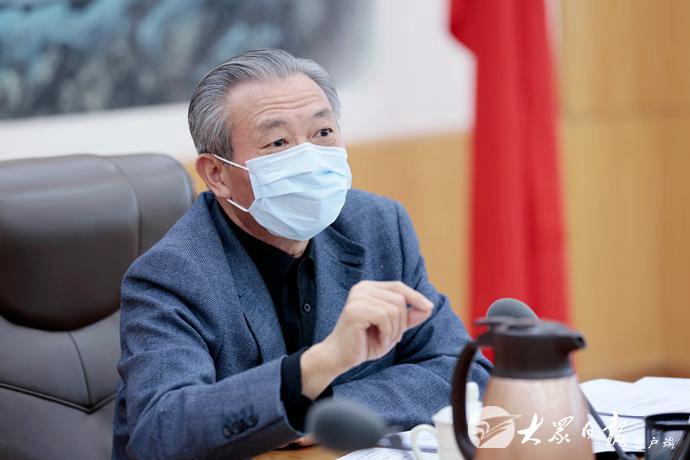 刘家义指出,要坚持举一反三,健全完善耕地保护长效机制