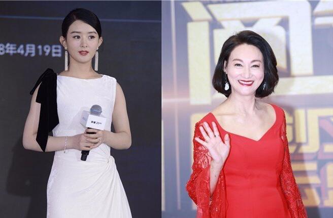 惠英红出演郑小龙的新戏,赵出演的《老婆婆和媳妇》?我否认谣言:不