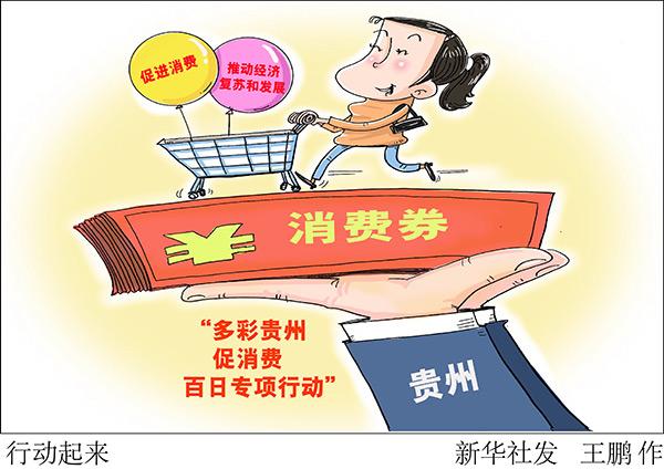 贵州启动促消费百日专项行动
