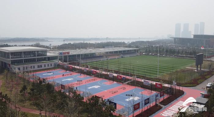 """25秒丨日照将新建50处足球场和篮球场完善城市""""十分钟健身圈"""""""