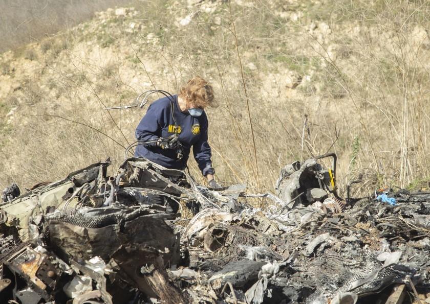 洛杉矶公布科比空难报告:系意外飞行员未酒驾毒驾