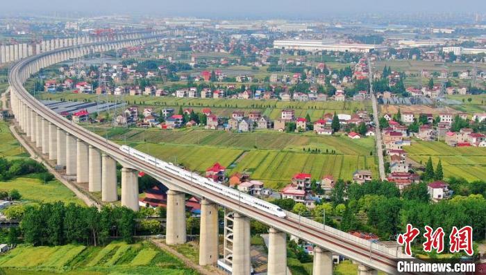 沪苏通铁路6月30日11时起开始售票