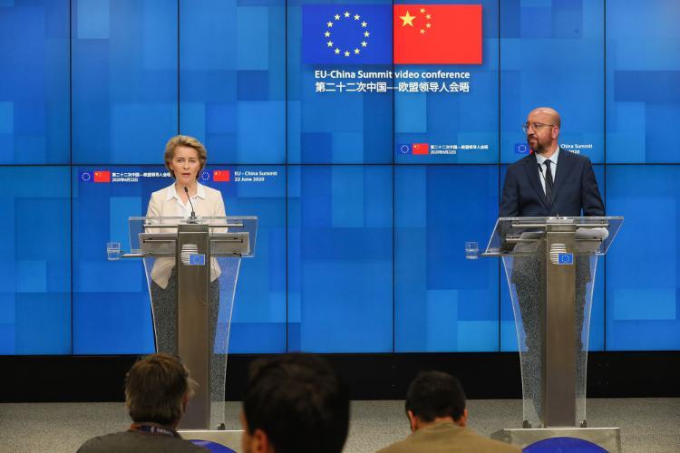 中国欧盟商会主席伍德克:欧中经贸合作在变局中大有可为