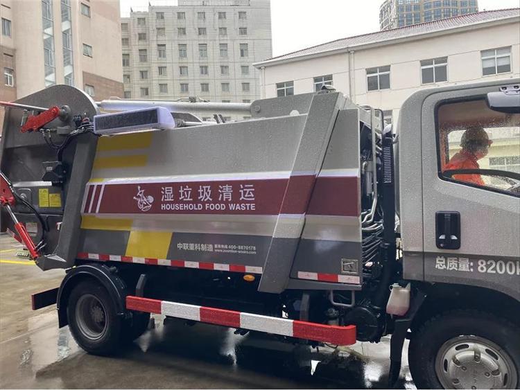 上海垃圾分类一周年:自觉分类成风景上海垃圾分类一周年:自觉分类成风景 末端处置更高效