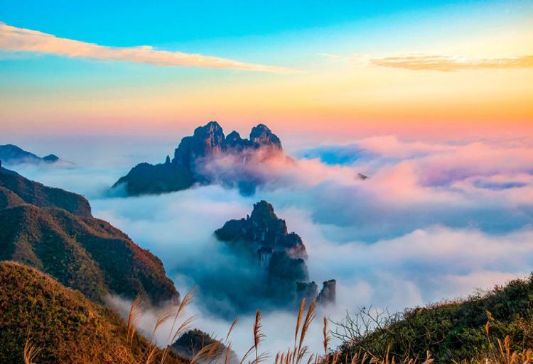 恭喜!我国新增湖南湘西、甘肃张掖两处世界地质公园