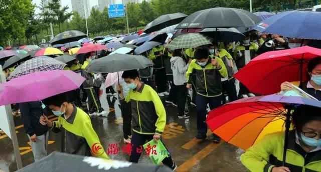 淄博市8.3万名考生参加初中学业水平考试