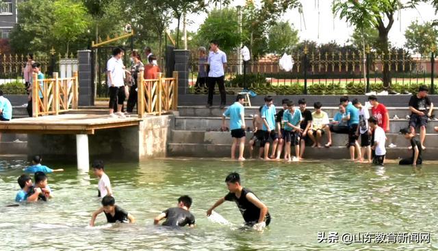 阳信县玉友学校:打造中小学生防溺水安全教育的升级版