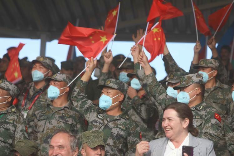 这项让人热血沸腾的比赛,中国军人又连创佳绩!|这项让人热血沸腾的比赛,中国军人又连创佳绩!