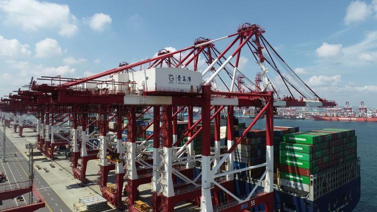 山东港口航线总数达299条 实现效益逆势增长