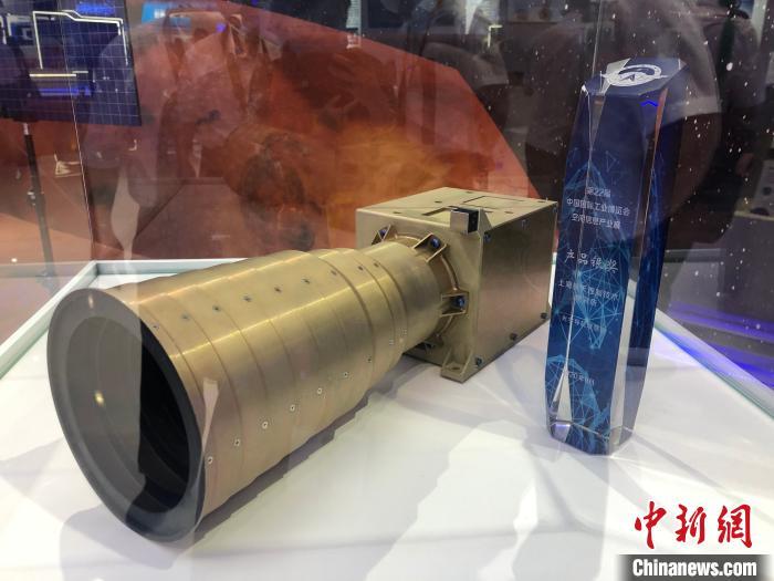 """火星探测器、北斗系统等中国自主研制""""航天重器""""亮相工博会"""