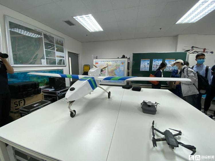 """探访生态环境部卫星环境应用中心:30余颗卫星成为环保""""天眼"""""""