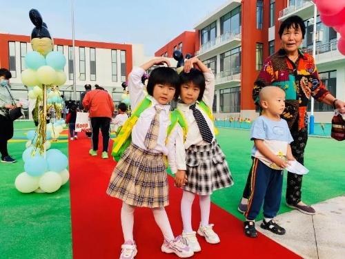 济阳城区6所公办幼儿园集中开园 可提供2070个公办学位